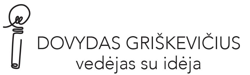 Dovydas Griškevičius - vedėjas su idėja